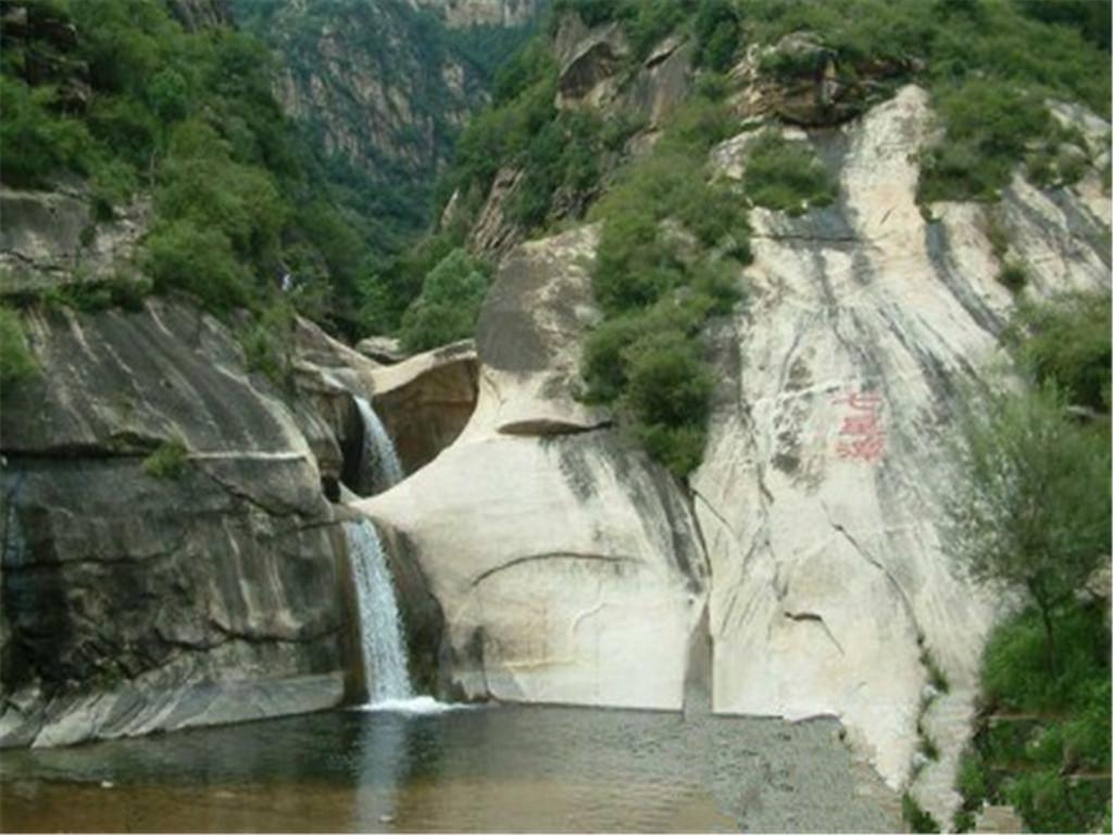 龙潭涧自然风景区被誉为北方的张家界,京北最美的风景区,被北京市农工